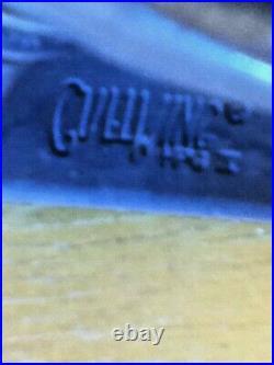 Vintage green 1988 G&S Neil Blender complete skateboard Tracker OG old-school