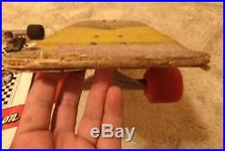 Vintage powell peralta beamer skateboard