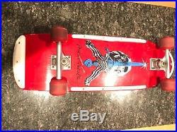 Vintage powell peralta skateboard