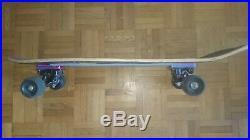 Vintage powell peralta skateboard ray barbee ragdoll, no natas kaupas