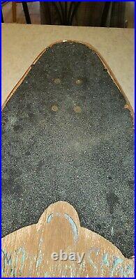 Vintage schmitt stix skateboard chris miller
