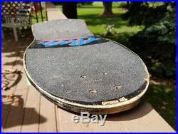 Vintage skateboard Alva Eddie Reategui Dolphin 80's old school