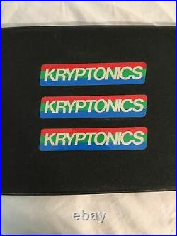 Vintage skateboard Kryptonics Team Deck NOS 1978