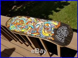 Vintage skateboard NOS Hosoi Picasso NHS OG 80's old school