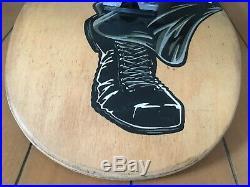 Vintage skateboard OG Powell Peralta Chris Senn 1991 Cop