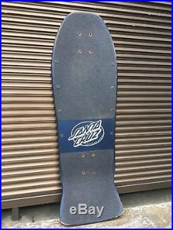 Vintage skateboard OG Santa cruz rob Roskopp 5