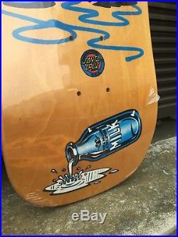 Vintage skateboard OG santa Monica Airlines Natas Kaupas Kitten natty