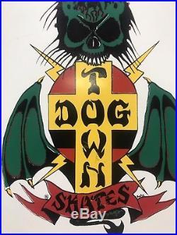 Vintage skateboard deck-1985 Dogtown Skates