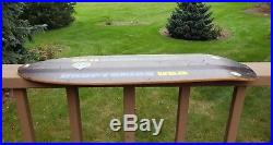 Vintage skateboard deck Kryptonics 11.25 Kbeam 1970's old school cool