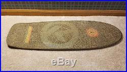 Vintage skateboard deck Kryptonics Steve Alba 1979 K-beam Nice! OG old school