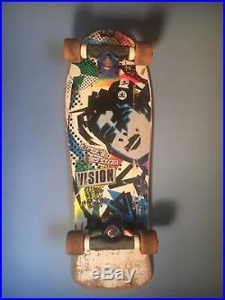 Vintage vision skateboard Mark Gonzalez
