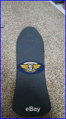 Vtg 80s Original Powell Peralta MIKE MCGILL skateboard deck Gullwings