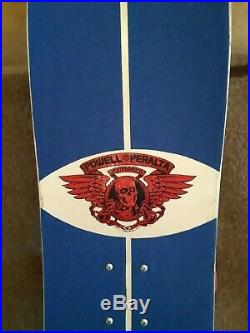 WOW! Vintage 80's Powell Peralta Tommy Guerrero Skateboard