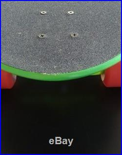 ZORLAC Gargoyle Pushead complete rare old school OG skateboard