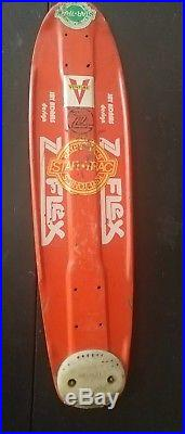 Z-Flex Jay Adams Original NOS 1970s Skateboard