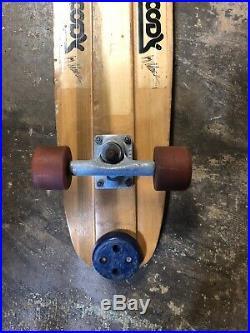 Z flex Jay Adams skateboard Z-woody Vintage OG Tracker Lords Of Dogtown